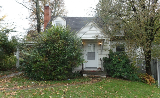228 Cornell Ave. 3 Bedroom Apartment $1425