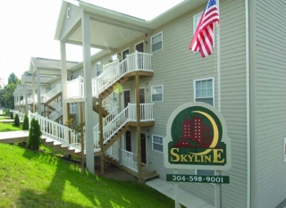 Skyline Apartments 1 & 2 Bedroom Apartments